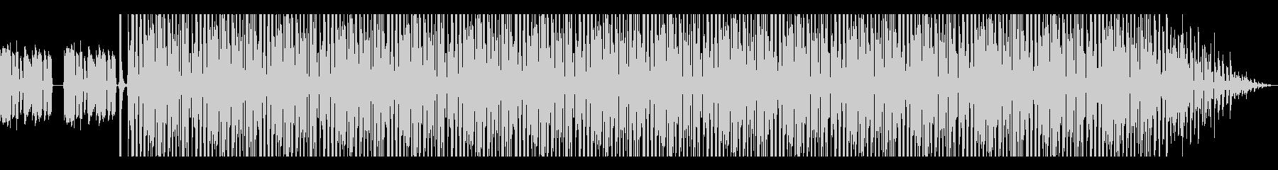 軽快 オシャレ ツインギター ファンクの未再生の波形