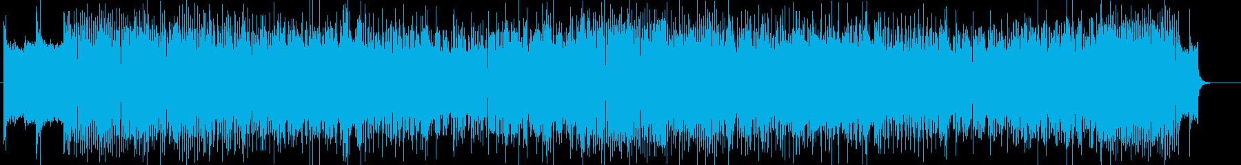 「HR/HM」「DEATH」BGM268の再生済みの波形