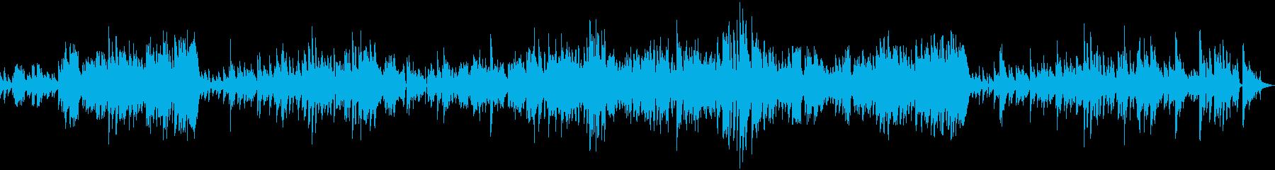 ジャズ 感情的 クール やる気 バ...の再生済みの波形