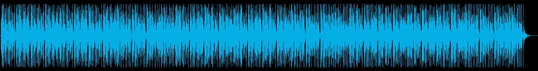和風 ポップ・三味線・優雅 の再生済みの波形