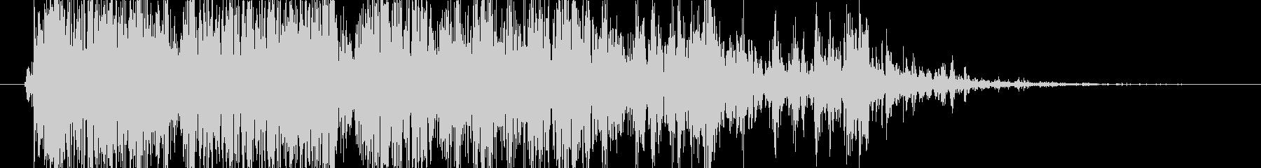 ロック ラージロールドロップ03の未再生の波形