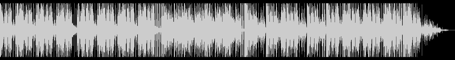 青/海/エレクトロ_No407_3の未再生の波形