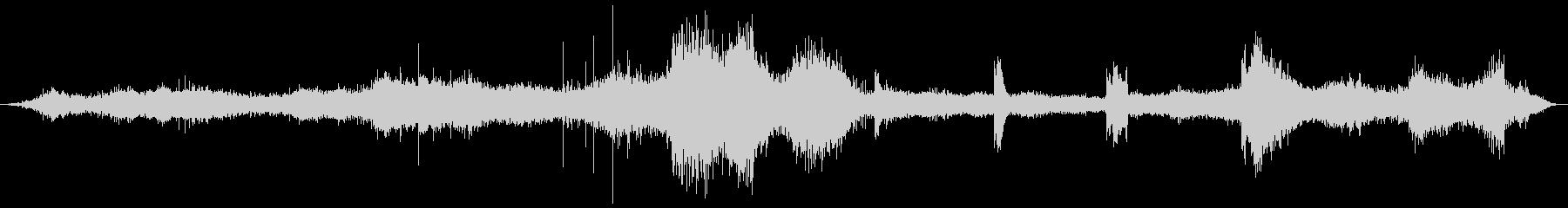 【ダークシンセ】 奇妙な場面の未再生の波形