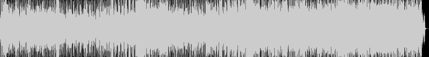 都会的でビンテージなR&Bサウンドの未再生の波形