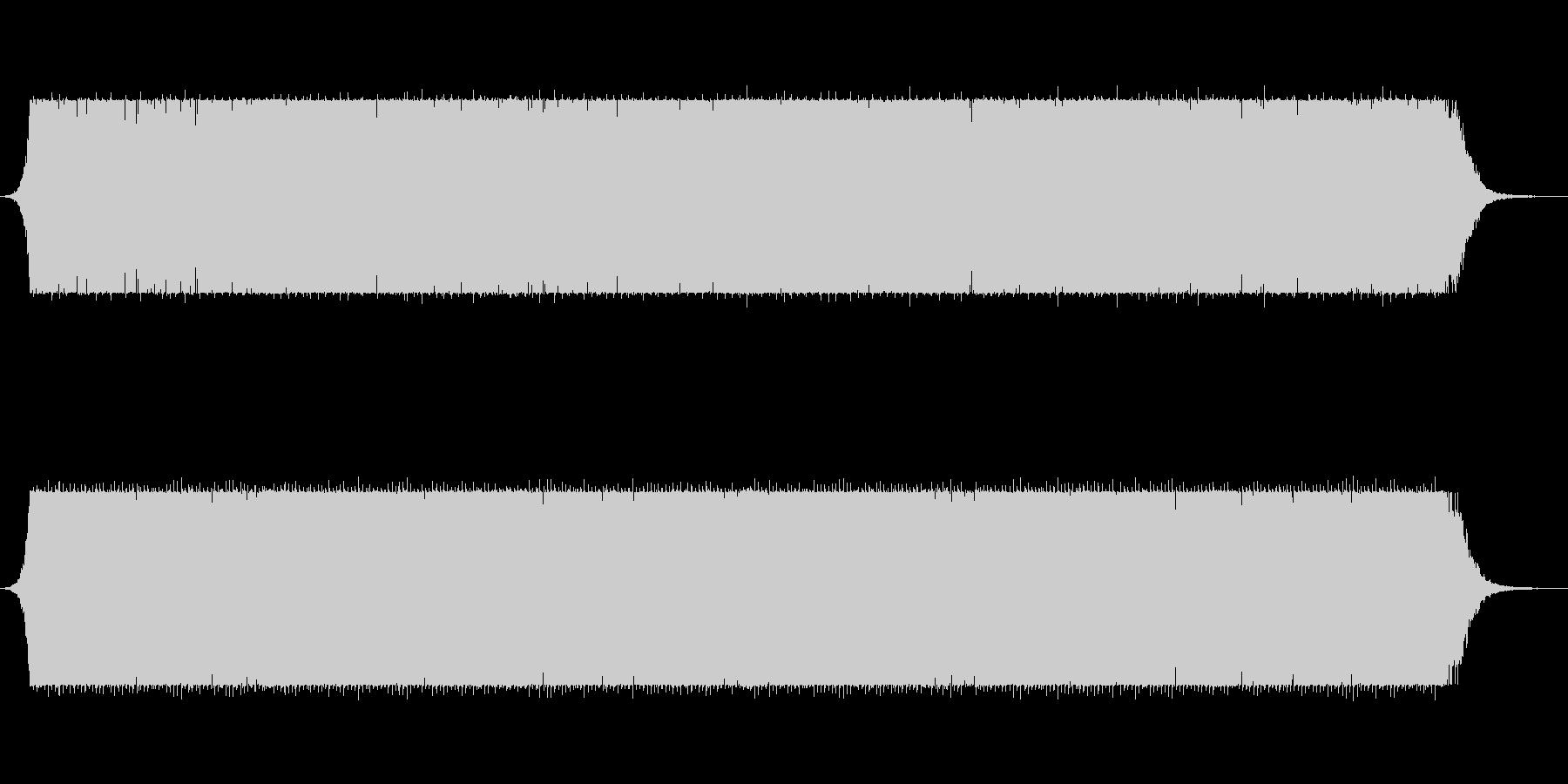 bpm140明るいピアノ主体のトランスの未再生の波形