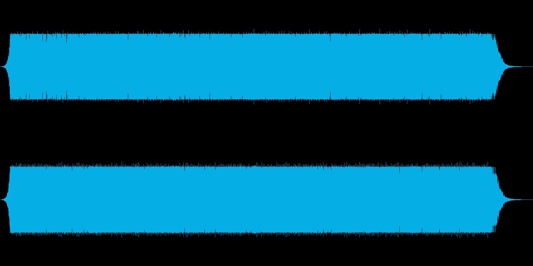 bpm140明るいピアノ主体のトランスの再生済みの波形