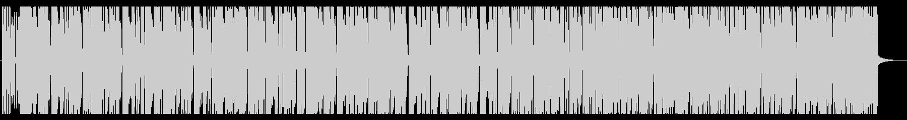 疾走感/駆け抜けるハウス_No374_2の未再生の波形