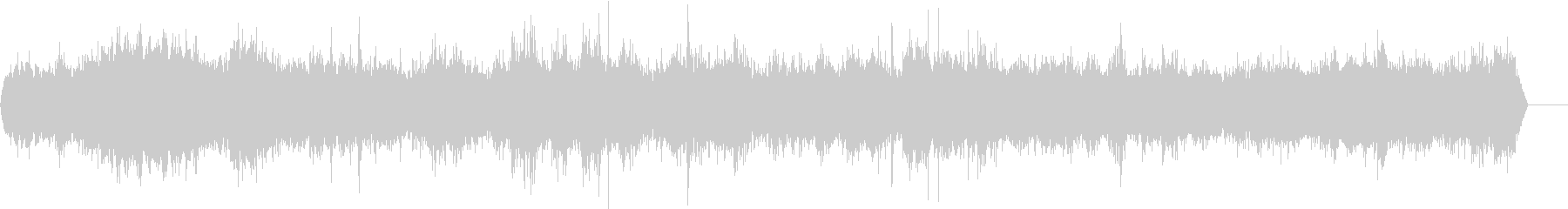 プリンシペストリートヴァイオリニストの未再生の波形