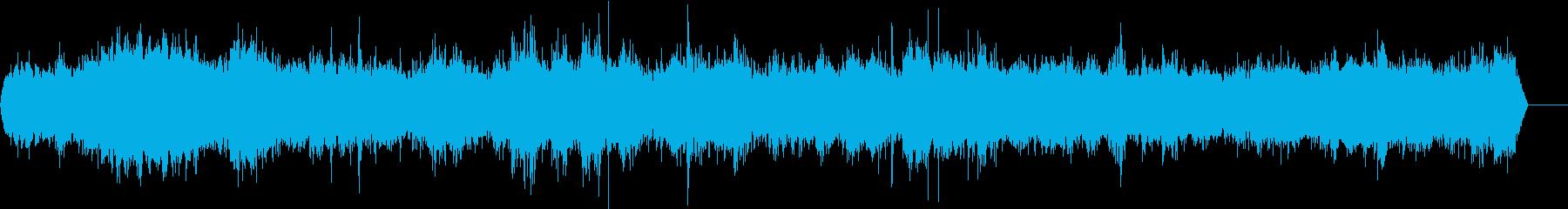 プリンシペストリートヴァイオリニストの再生済みの波形