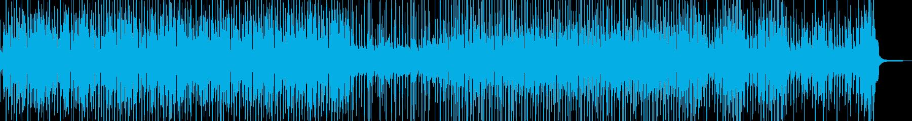 まったりした雰囲気のポップス Bの再生済みの波形