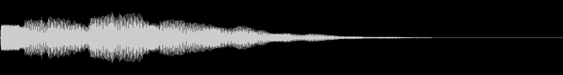 テュルル:アナウンス・呼び出し・案内bの未再生の波形