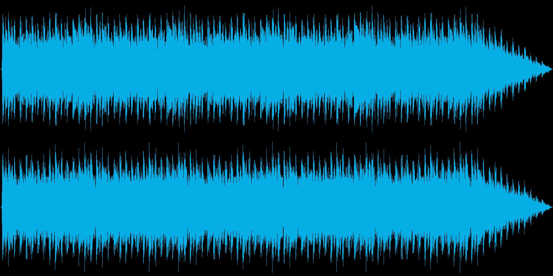 勇壮な合唱オーケストラ:編集版Aの再生済みの波形