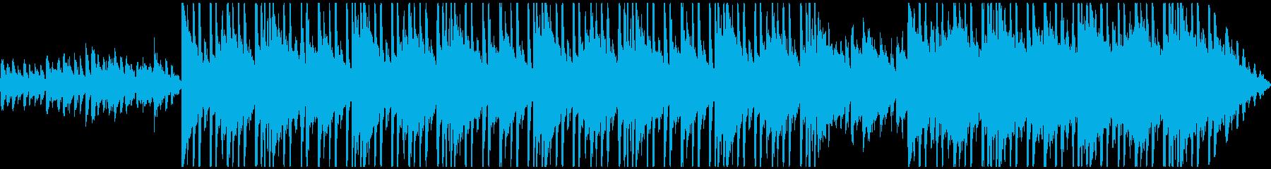 ヒップホップ 神経質 燃える 悲観...の再生済みの波形