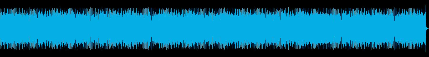 おしゃれなピアノのボサノバ、チルアウトの再生済みの波形