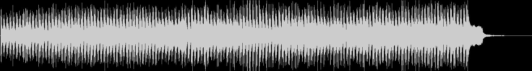 ハーディーガーディーの古楽器ファンタジーの未再生の波形