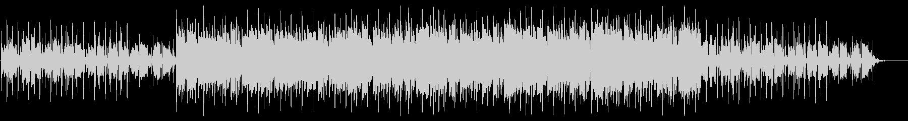 グリッチ、シーケンス_前半省略の未再生の波形