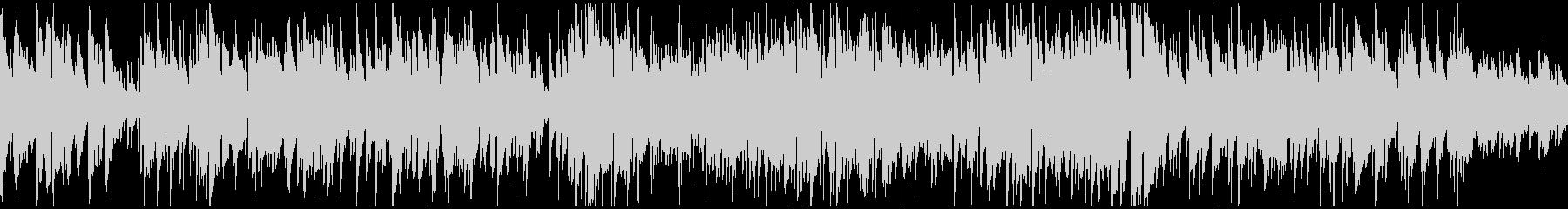 メロディアスおしゃれボサノバ ※ループ版の未再生の波形