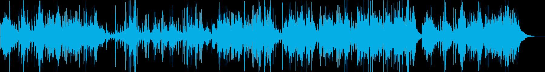 オペラ風にソプラノで仕上げました。の再生済みの波形