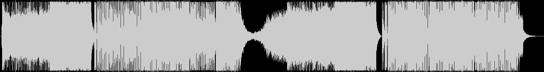 BassHouse/DeepHouseの未再生の波形