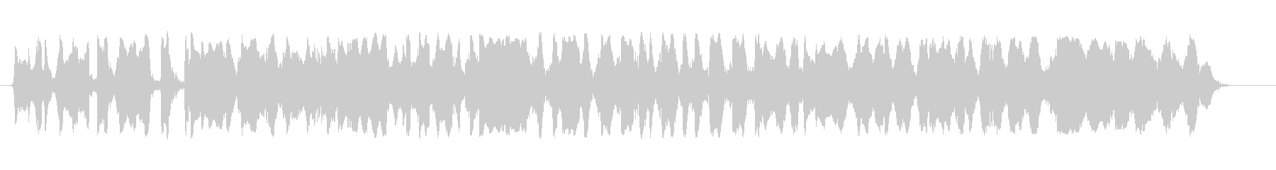 ウォーブリングモンキースクイール、...の未再生の波形