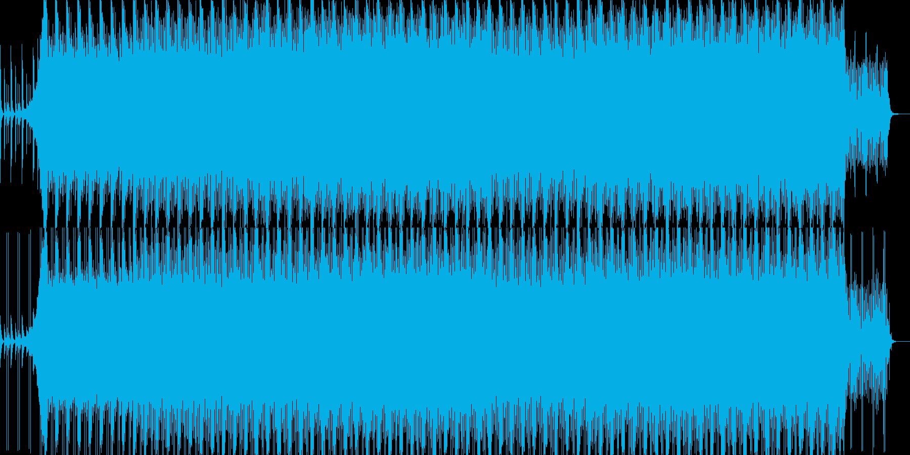 ニュース映像ナレーションバック向け-23の再生済みの波形