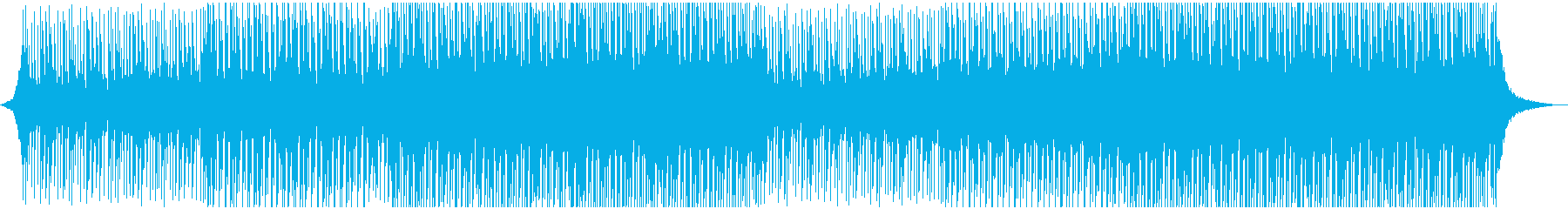 広告のための幸せで楽しい企業音楽。の再生済みの波形