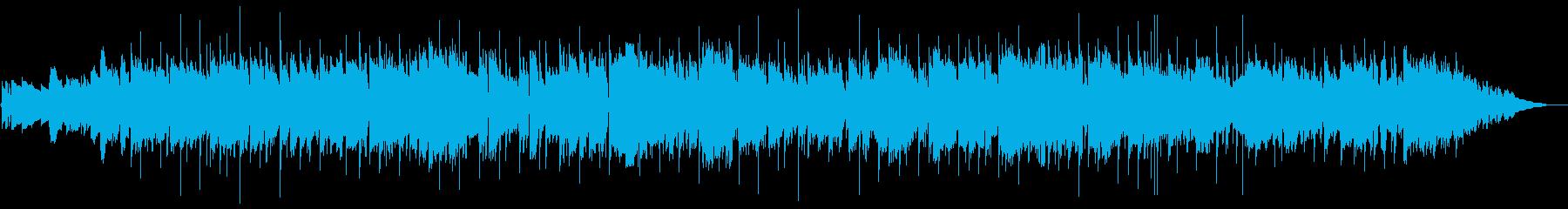 サックスをフィーチャーしたメロウブ...の再生済みの波形