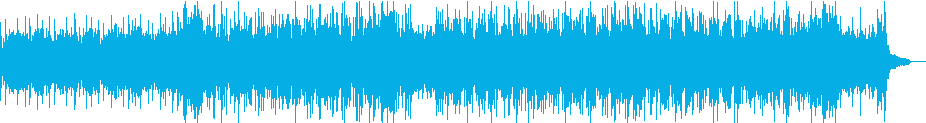 温かく切ない感動ピアノ管弦楽4高音弦ぬきの再生済みの波形