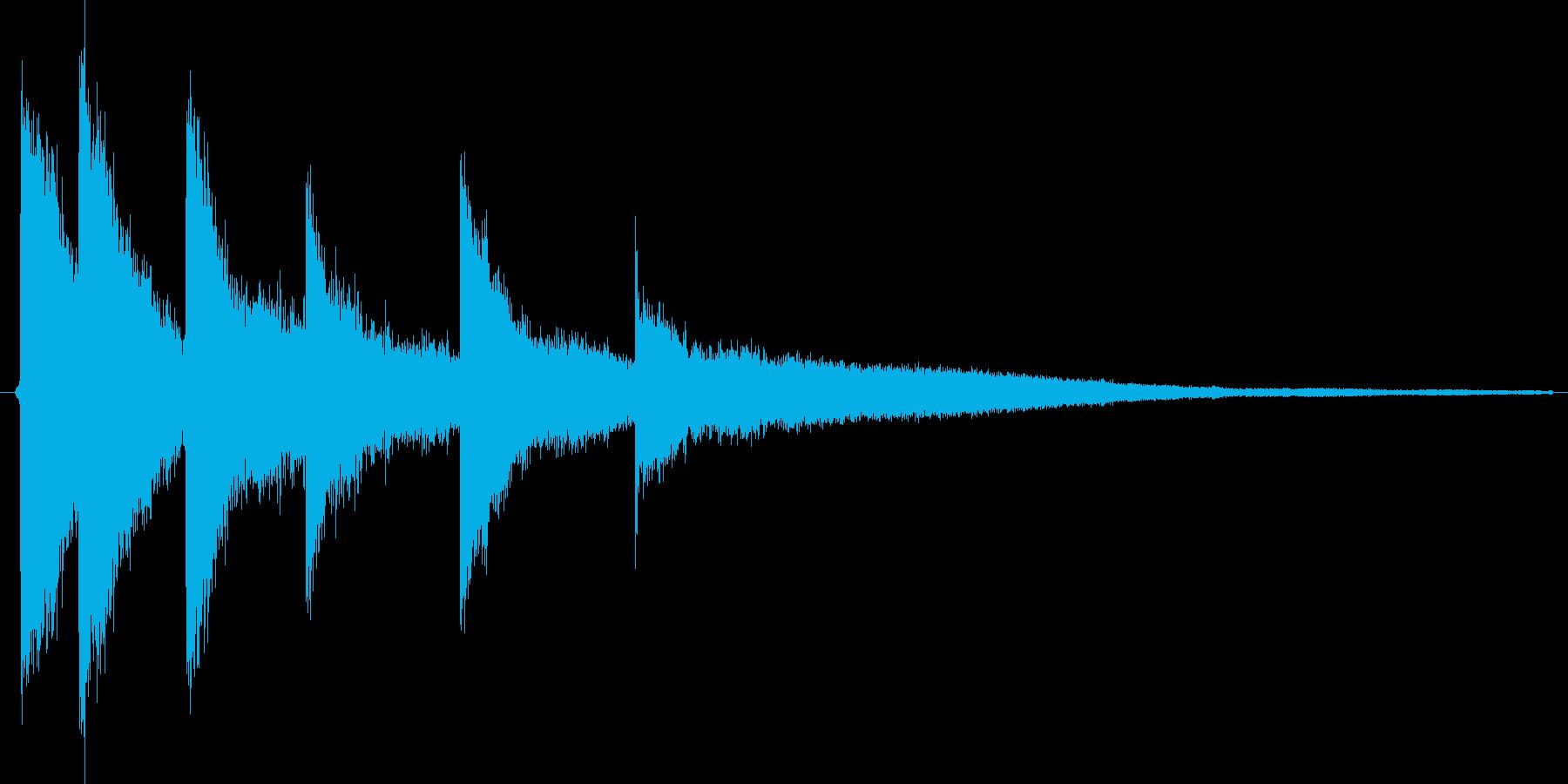 ディロロロローン という魔法にかかった…の再生済みの波形