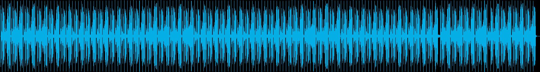 ヒップホップ楽器。圧倒的なストリー...の再生済みの波形