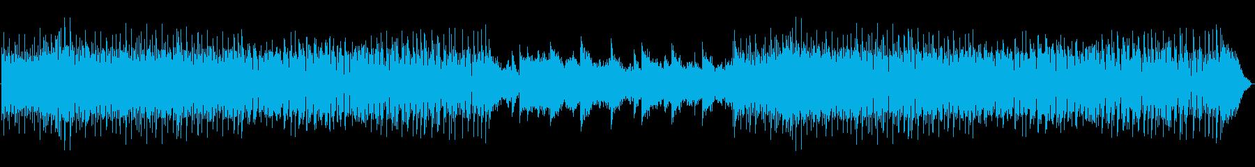 エレクトリックピアノ、ローパーカッ...の再生済みの波形