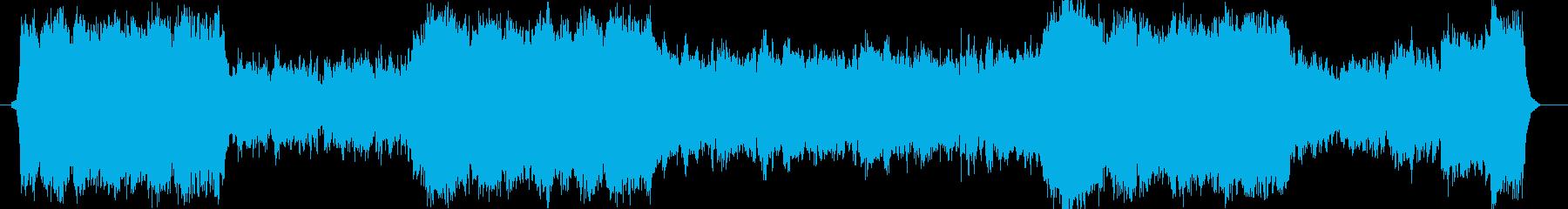 優雅 栄光 映画 ブライダル 躍動の再生済みの波形