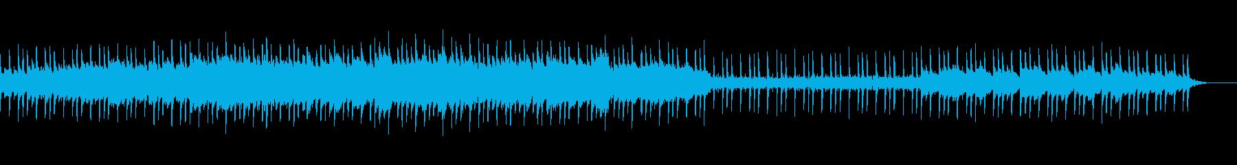 神社仏閣・神秘的・幻想的な映像のBGMの再生済みの波形