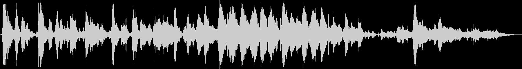ACOの未再生の波形
