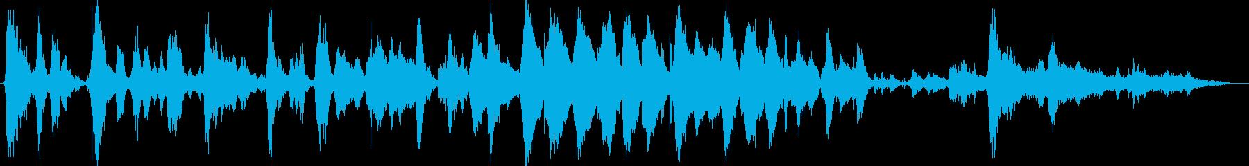 ACOの再生済みの波形