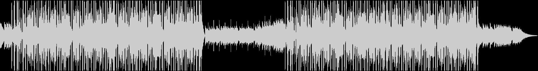 ジャジーモダンリラックスラウンジの背景の未再生の波形