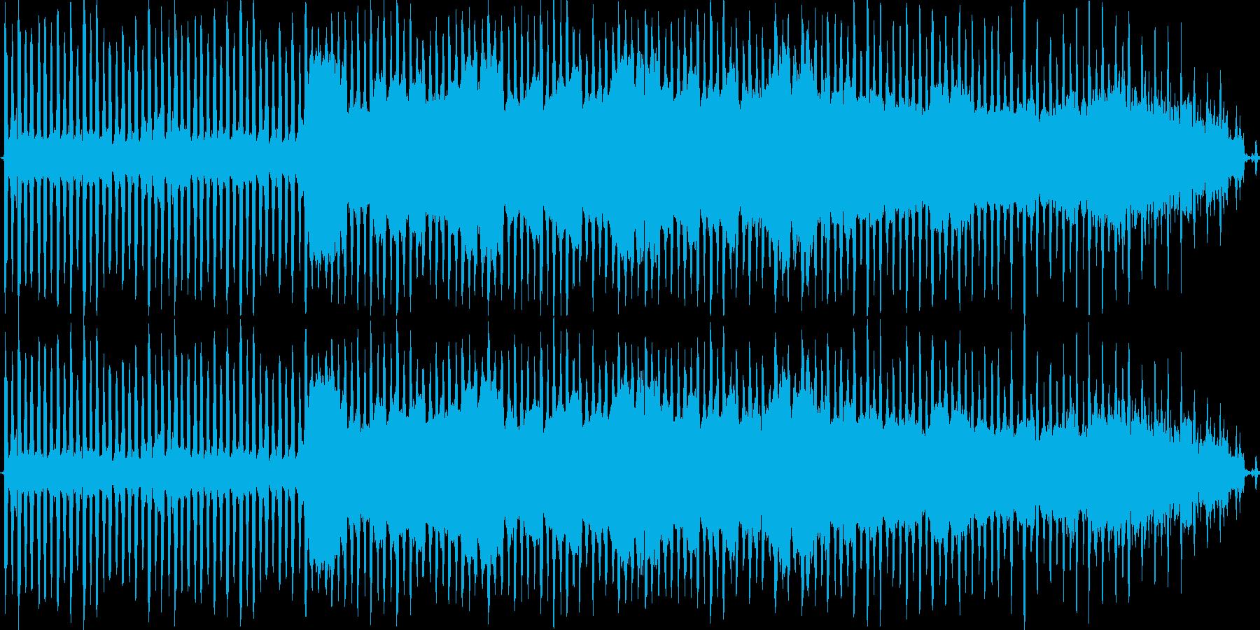 アコーディオンまたはオルガン70年...の再生済みの波形
