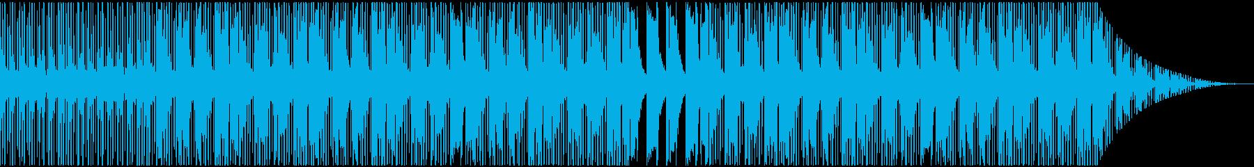 Jazzy Mellow Hip Hopの再生済みの波形