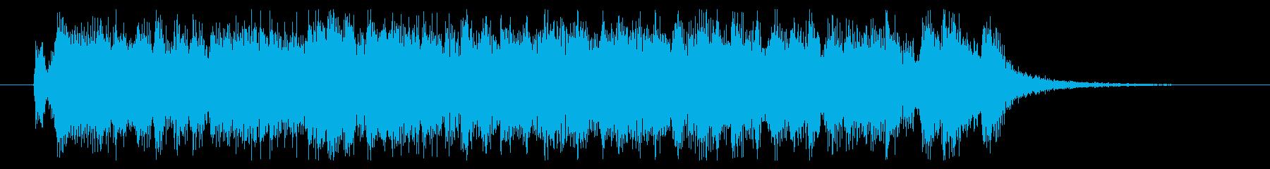 白熱した戦いをイメージver.2の再生済みの波形