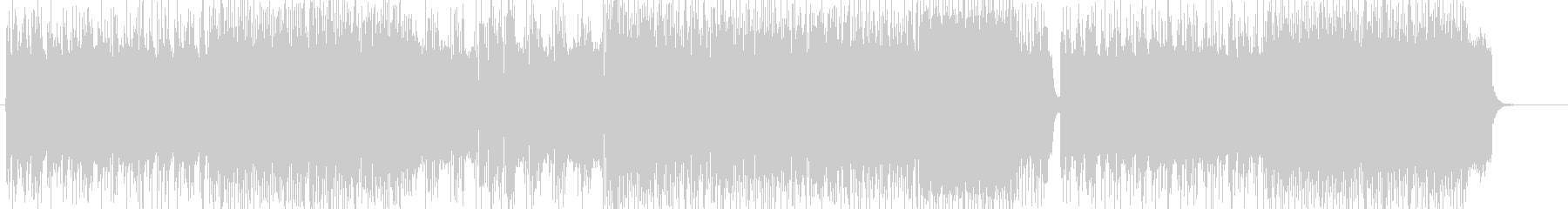 「HR/HM」「DARK」BGM50の未再生の波形