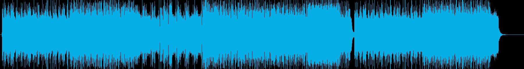 「HR/HM」「DARK」BGM50の再生済みの波形