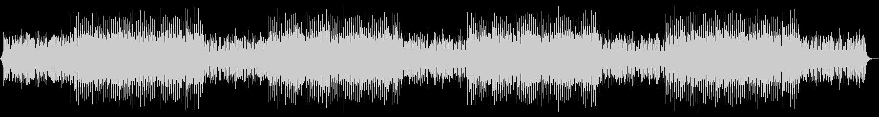 オーケストラ・EDM・退場・エンディングの未再生の波形