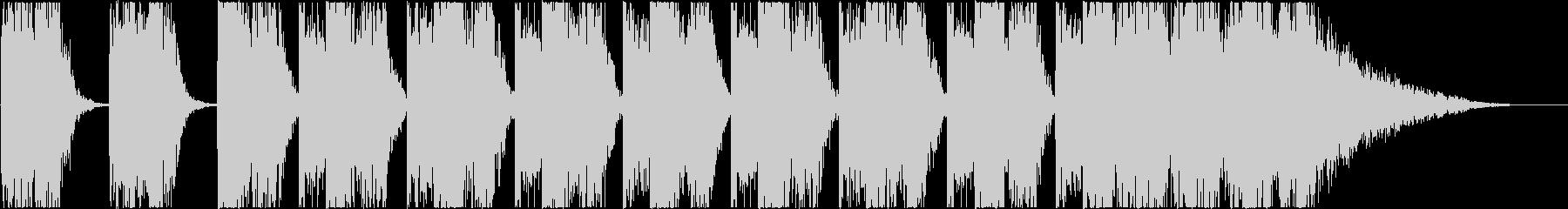 打楽器 BPM=120の未再生の波形