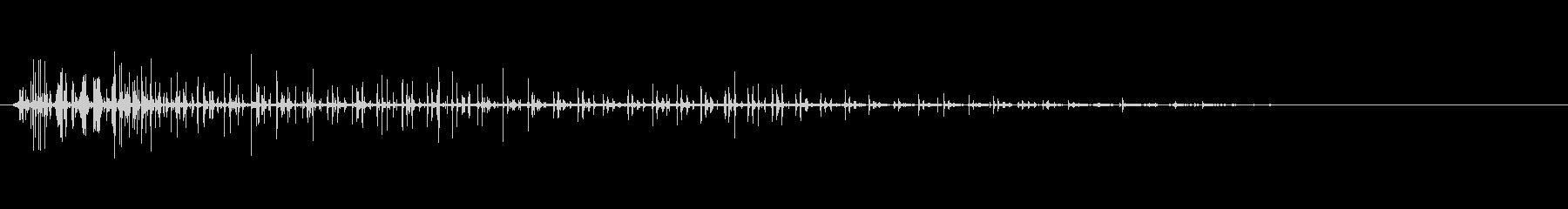 馬-グレイヴル-遠い-GALOPEの未再生の波形