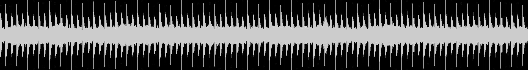 盛り上がり EDM パリピ ホストの未再生の波形