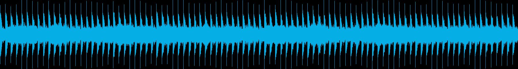 盛り上がり EDM パリピ ホストの再生済みの波形