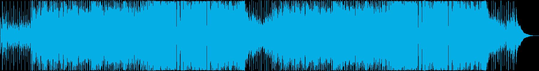 爽やかで感動的!生演奏アコギの洋楽ポップの再生済みの波形