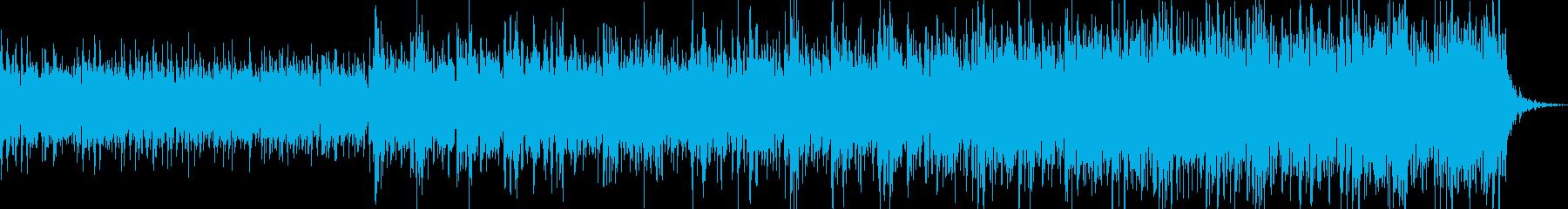 電気音響シンフォニー 神経質 ワイ...の再生済みの波形