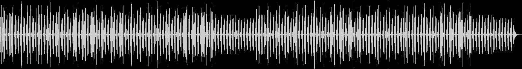 ピアノソロ・日常・会話・ほのぼのの未再生の波形
