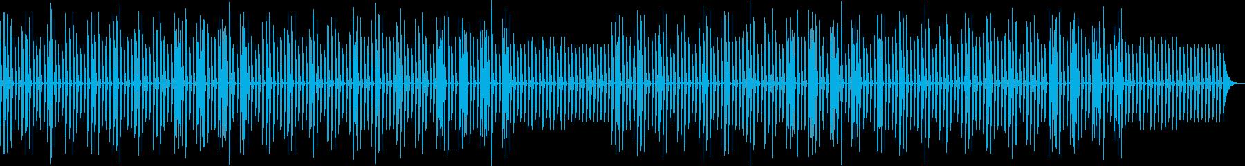 ピアノソロ・日常・会話・ほのぼのの再生済みの波形